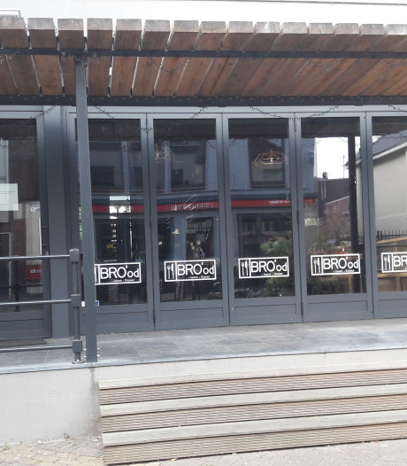 Restaurant Bro'od 'wegens omstandigheden'gesloten