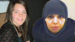 """Antwerpse IS-vrouwen die """"spijt hebben en willen terugkeren"""" veroordeeld tot vijf jaar cel"""