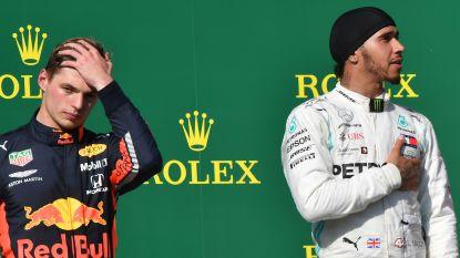 """Verstappen daagt Hamilton al uit: """"Hij is God niet"""""""