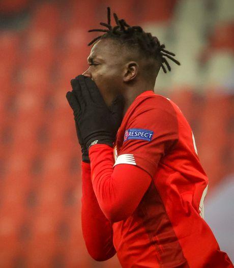 """Le premier but d'Abdul Tapsoba avec le Standard: """"Un rêve d'enfant"""""""