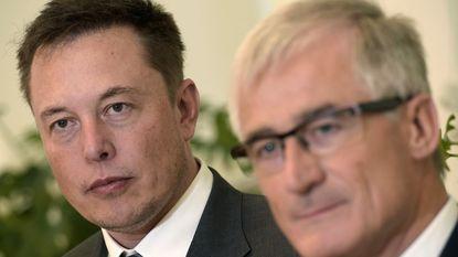 """Bourgeois: """"Vlaanderen verwacht later dit jaar aanbesteding van Tesla"""""""