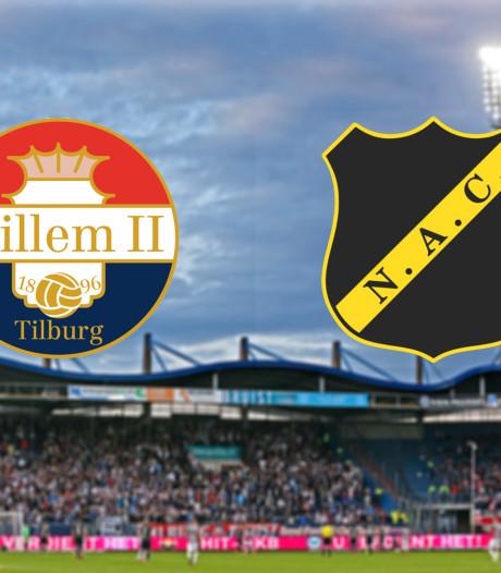 Kan Willem II zonder Sol aartsrivaal NAC verslaan?
