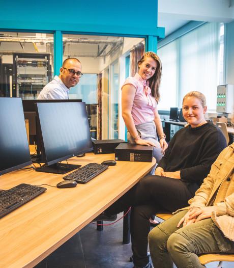 """Odisee Hogeschool ziet bacheloropleiding Elektronica– ICT 'vervrouwelijken': """"Cliché van eenzame nerd in de kelder klopt niet"""""""