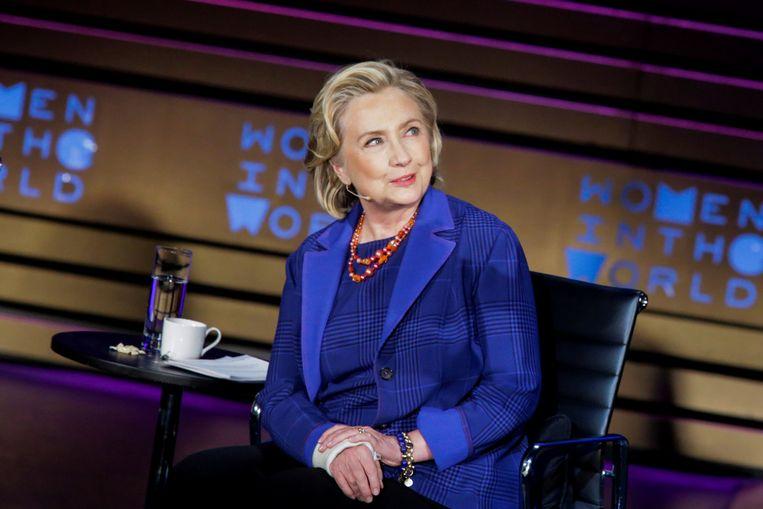 Clinton wordt executive producer van de reeks 'The Woman's Hour'.