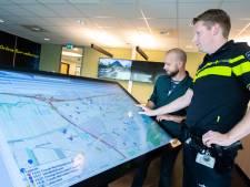 Zo vangt de politie een 'geldezel', eerste digikamer van Nederland in gebruik