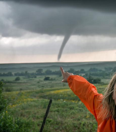 Twister sisters Sturm en Ribberink jagen op de perfecte tornado