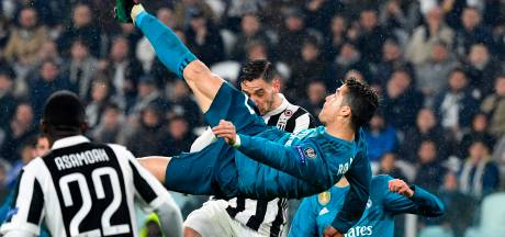 Omhaal Ronaldo genomineerd als mooiste goal van het seizoen