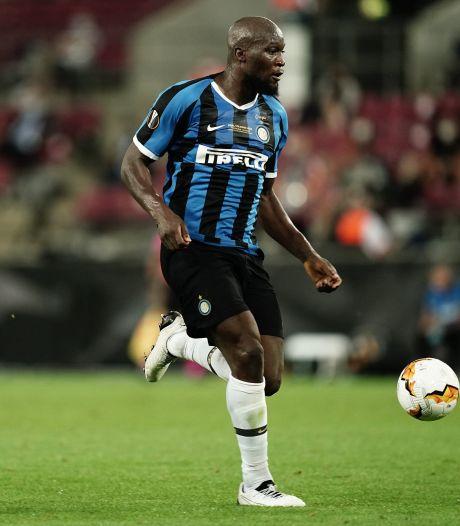 """Le message de Romelu Lukaku: """"L'Inter n'est pas mort"""""""