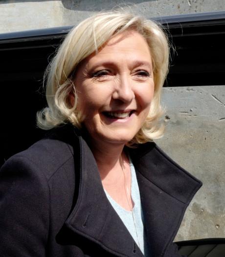 Elections européennes: le Rassemblement National de Marine Le pen annoncé en tête en France