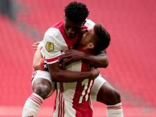 Samenvatting: Ajax - sc Heerenveen