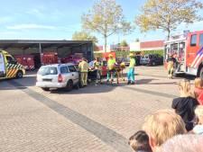 Open dag brandweer en ambulancepost Achtse Barrier in Eindhoven trekt veel publiek