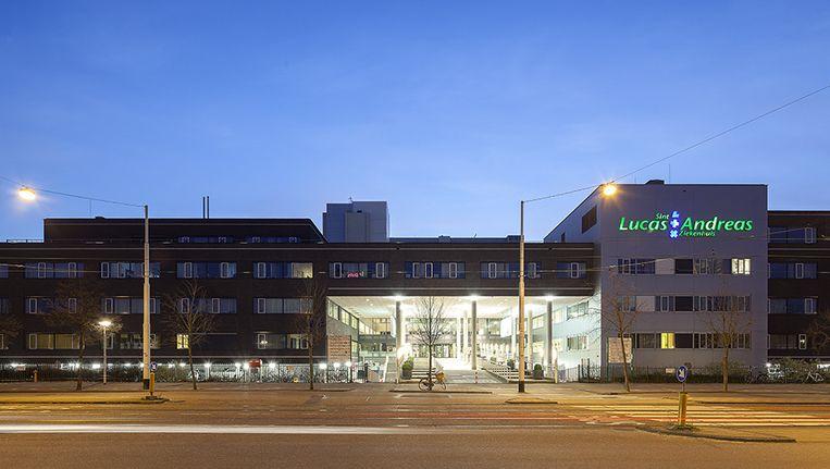 Het Sint Lucas Andreas Ziekenhuis Beeld Gerard van Beek