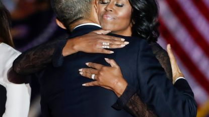 Michelle en Barack Obama meest bewonderde mensen ter wereld