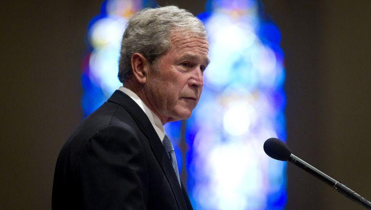 George W. Bush Beeld ap