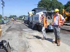 Zeven weken afsluitingen voor een vernieuwde Reinaldaweg