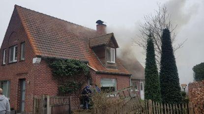 VIDEO. Overslaande woningbrand in Vrombautstraat: geen gewonden