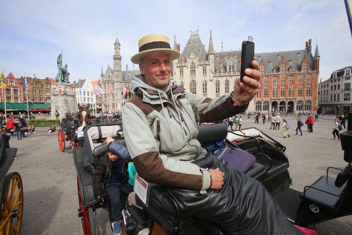 De Brugse koetsiers zijn de ideale ambassadeurs voor het toerisme.