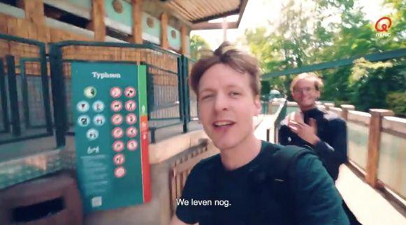 Q-dj's testen alle rollercoasters in het land uit.