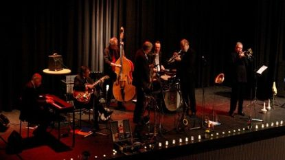 Jazzconcert ten voordele van Kinderkankerfonds UZGent