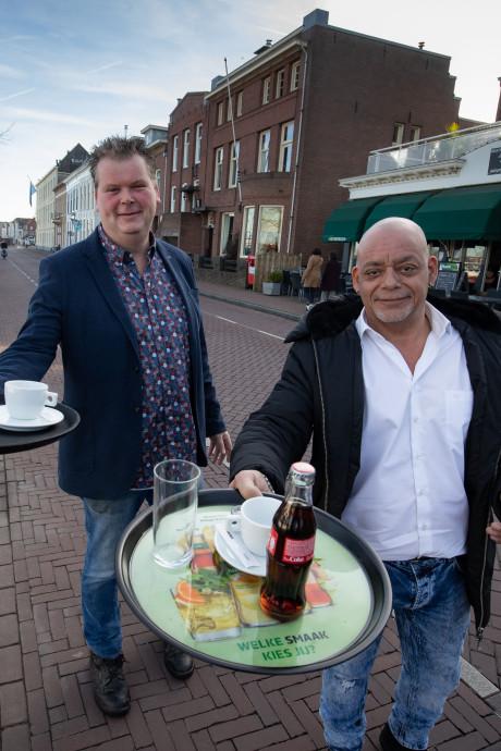 Een beetje Maastricht aan de IJssel: Kampen krijgt terrassen aan de rivier. 'Eindelijk!'