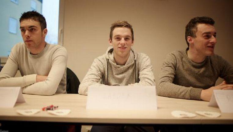 De 22-jarige Lander Seynaeve maakt volgend jaar zijn profdebuut bij Wanty-Groupe Gobert.