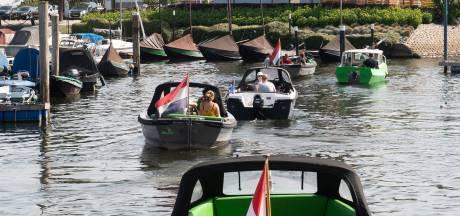 Extra parkeerterrein en promenade bij Oude Haven in Drimmelen