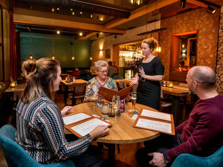 Thuiskomen in restaurant De Huyskamer in Gilze