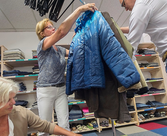 Kledingbank Arnhem heeft tekort aan bepaald type kleding