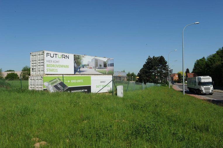Projectontwikkelaar FUTURN timmert aan een nieuwe industriezone langs de Mechelsesteenweg.