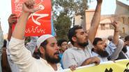 Protesten na vrijspraak van ter dood veroordeelde christen in Pakistan