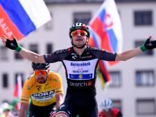 Elia Viviani remporte la 5e étape du Tour de Suisse, Sagan reste leader