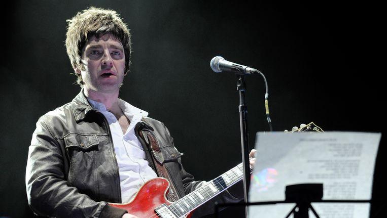 Noel Gallagher in 2008. Beeld AP
