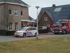 Bewoner sluit zichzelf buiten terwijl pan op vuur staat in Albergen