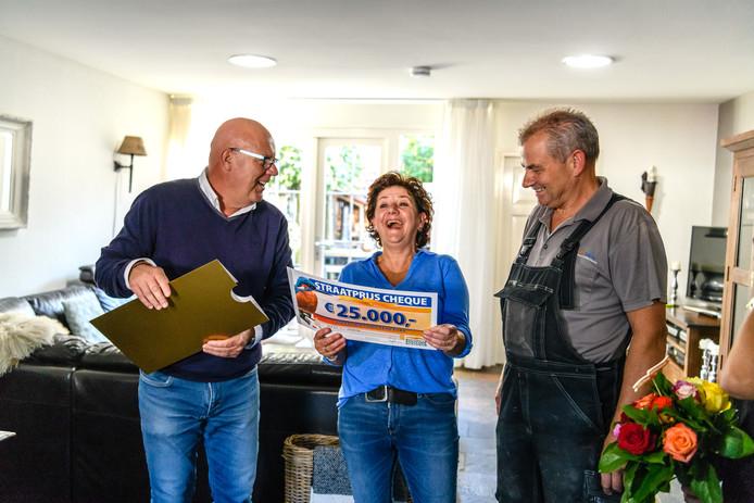 Brenda en Andre uit Harderwijk wonnen 25.000 euro en een gloednieuwe BMW.