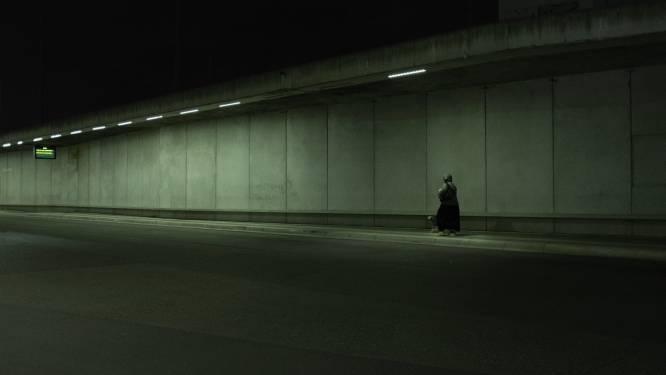 """Fotograaf legt de donkere dagen vast: """"Aalst maakt zich klaar voor een winterslaap"""""""