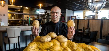 Holy Fries & Chicken bakt nu legaal friet  op de Zandweerd in Deventer