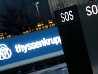 Thyssenkrupp schrapt 11.000 banen