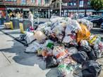 50 kilo afval per inwoner, dat halen de gemeenten niet