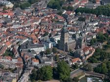 Binnenstad Zutphen niet onveiliger, toch maatregelen
