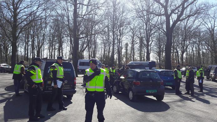 Grote Politiecontrole In Rhenen Utrecht Ad Nl
