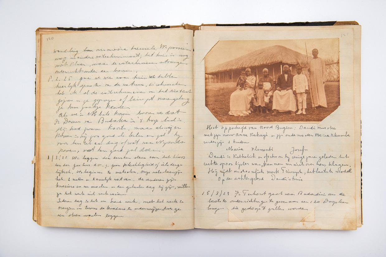 Pater Dirk Schut vertrok in 1923 naar Uganda als missionaris. Hij liet een dagboek na, dat bijna een eeuw later door zijn nicht gevonden is.
