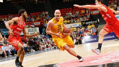Oostende start met 80-70 zege in halve finale Euromillions Basket League