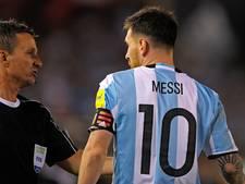 Messi: Ik schold tegen de lucht
