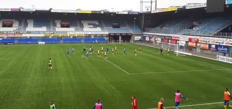 Le Roux terug op stage bij PEC Zwolle