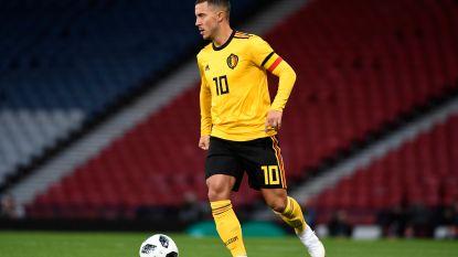 """Onze chef voetbal ziet net voor de Nations League een nieuwe Hazard: """"Le nouveau Eden est arrivé, hij wil alles winnen"""""""