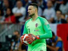 Ook doelman Subasic stopt na WK-succes als international Kroatië