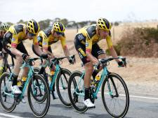Ewan zegeviert weer in Tour Down Under, Tilburger Roosen beste Nederlander
