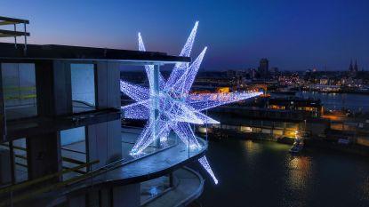 Versluys Groep verrast Oostende met grootste lichtster van België