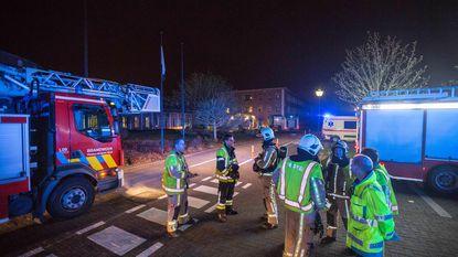 Brandje in kelder van rusthuis Sint-Rafaël