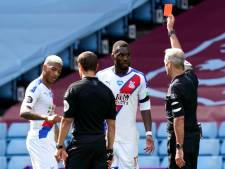 "Le mea culpa de Christian Benteke: ""J'ai gâché ma saison avec ce carton rouge"""